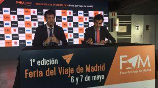 La Comunidad de Madrid acoge la I Feria del Viaje