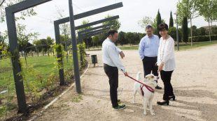 El entorno del Parque Peñalara de Pozuelo de Alarcón luce nueva imagen