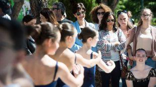 Un fin de semana de danza en Pozuelo
