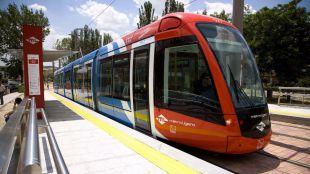 Horarios de Metro Ligero Oeste el día 15 de mayo, festivo en Madrid