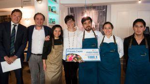 La última edición de Pozuelo de Tapas ya tiene ganadores