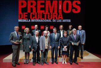 Premios de Cultura para José Sacristán, Nuria Espert, Luis Landero y Mario Sandoval