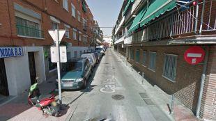 Cortes de tráfico en la calle Julio Ferrer de Pozuelo