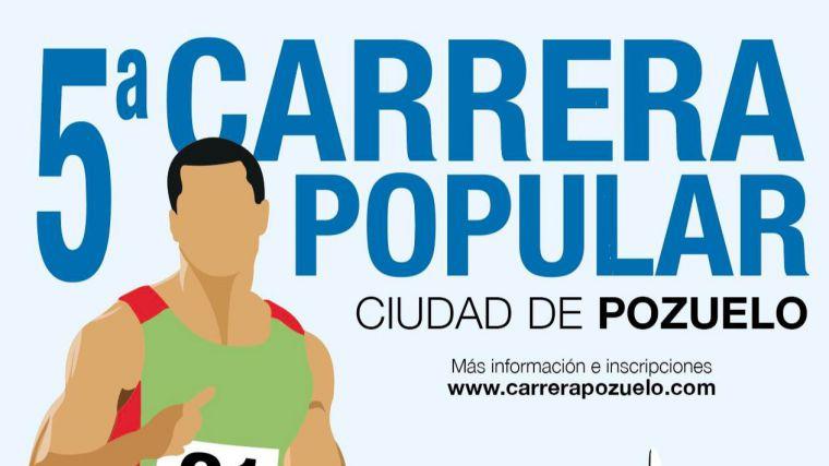 """La quinta edición de la Carrera Popular """"Ciudad de Pozuelo"""" se celebrará este domingo"""