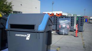 Madrid dispondrá de más de 8.500 contenedores nuevos de carga lateral