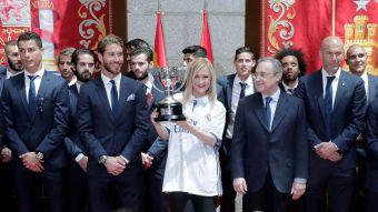 """El Real Madrid, """"un equipo del que nos sentimos muy orgullosos"""""""