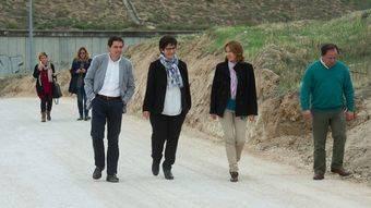 Pérez Quislant se reúne con vecinos de La Cabaña