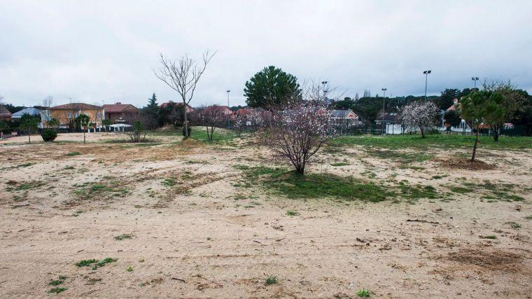 Ciudadanos (Cs) Pozuelo critica el abandono de la colonia de La Cabaña por parte del Ayuntamiento