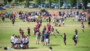 TVE y Telemadrid se hacen eco del Torneo Nacional de Escuelas de Rugby celebrado en Pozuelo