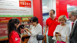 Kiwoko inaugura su nueva tienda en Pozuelo de Alarcón con la presencia de la alcaldesa