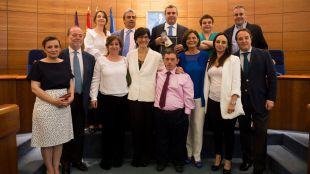 Pozuelo entrega la Medalla de Honor de la Villa a título póstumo a José Martín-Crespo Díaz