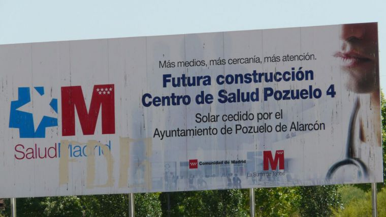 PSOE Pozuelo pide la construcción de un nuevo centro de salud en la zona norte