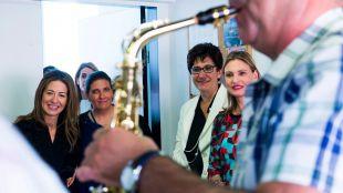 Semana de puertas abiertas de la EMMD y de los espacios culturales MIRA y Volturno