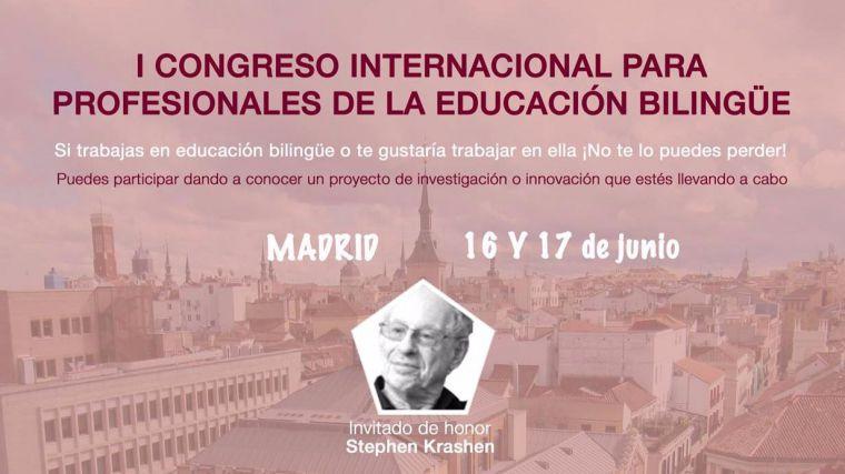 I Congreso Internacional para Profesionales de la Educación Bilingüe