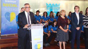 La Comunidad de Madrid, distinguida por su labor social en materia de tutela de adultos
