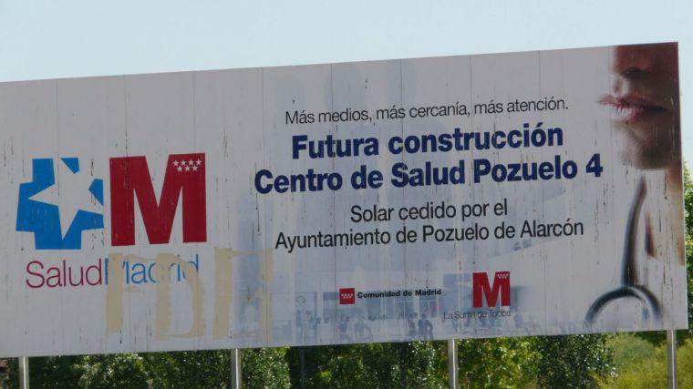 Pozuelo tendrá un nuevo centro de salud en la zona norte