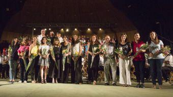 'Pozuelo canta' reúne a 300 escolares, la cantante Angy y la Banda Sinfónica La Lira
