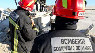 Protección Civil reconoce la labor de los bomberos de la Comunidad de Madrid