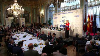 Cristina Cifuentes hace balance de sus dos primeros años de Gobierno en la Comunidad
