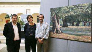 El Patio de Segovia del Ayuntamiento de Pozuelo acoge una muestra de pintura sobre la naturaleza