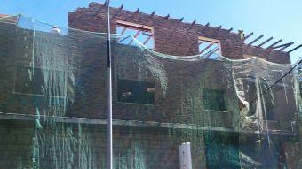 Las antiguas cocheras de Llorente nueva zona verde de Pozuelo y área residencial de 230 viviendas