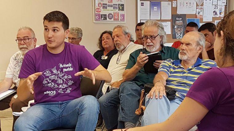 """Somos Pozuelo """"dobla la apuesta"""" para 2019 en su I Congreso"""