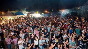 Fiestas del Carmen en Pozuelo Estación