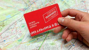 'Multi', la nueva tarjeta de transporte público no personal sin contacto
