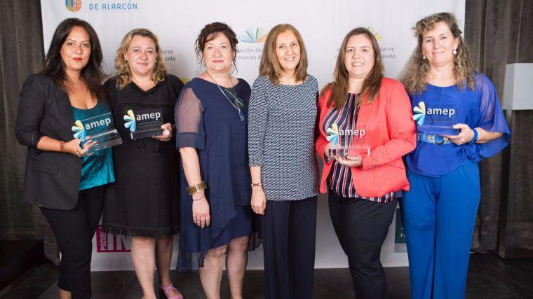 La Asociación de Mujeres Empresarias de Pozuelo entrega sus distinciones