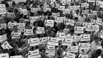 Pozuelo de Alarcón rinde homenaje a Miguel Ángel Blanco