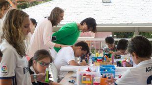 Pozuelo promueve la integración de niños y jóvenes con y sin discapacidad en los campamentos de verano