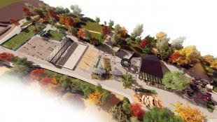 Pozuelo invertirá un millón de euros en una zona deportiva y de ocio en la explanada del antiguo mercadillo