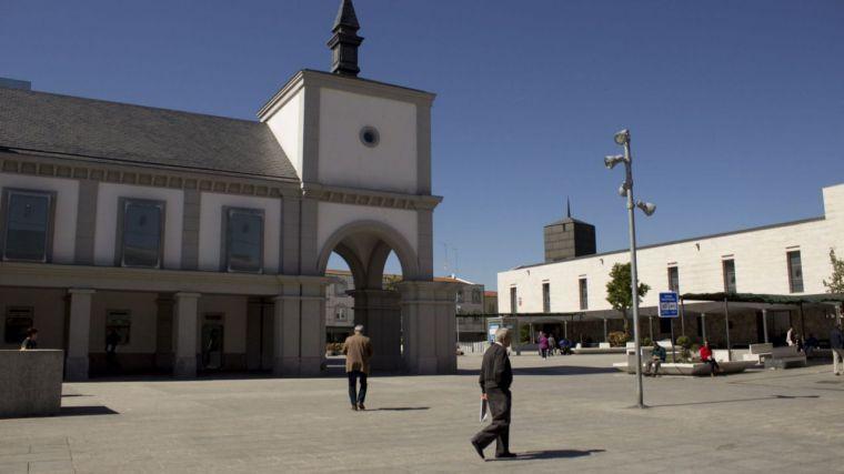 Corte de tráfico en el túnel de la Plaza del Padre Vallet