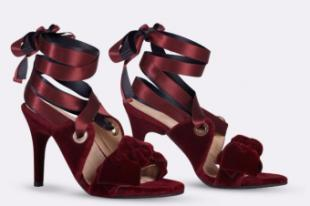 Zapatos con tacones intercambiables... ¿El futuro está aquí?