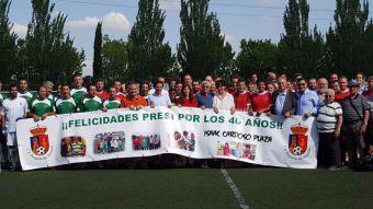 Isaac Cardoso dará el pregón con el que se inaugurarán las fiestas patronales de Pozuelo