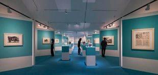 Últimos días para adentrarse en el Mediterráneo de la mano de Picasso