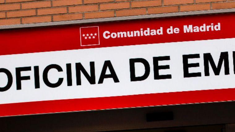 El paro baja en Madrid en 114.100 personas en un año, hasta el 13,04%, nivel de 2008