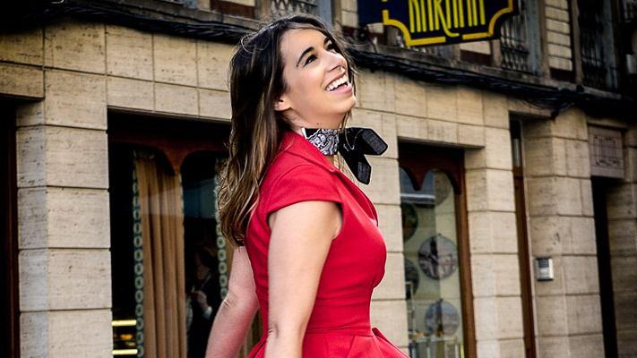 Paula Rojo este viernes en concierto en Pozuelo