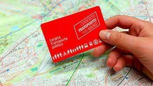 La tarjeta 'Multi' de la Comunidad de Madrid supera ya las 500.000 solicitudes