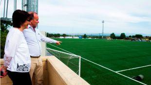 El Ayuntamiento dota de nuevas infraestructuras a la Ciudad Deportiva Valle de las Cañas