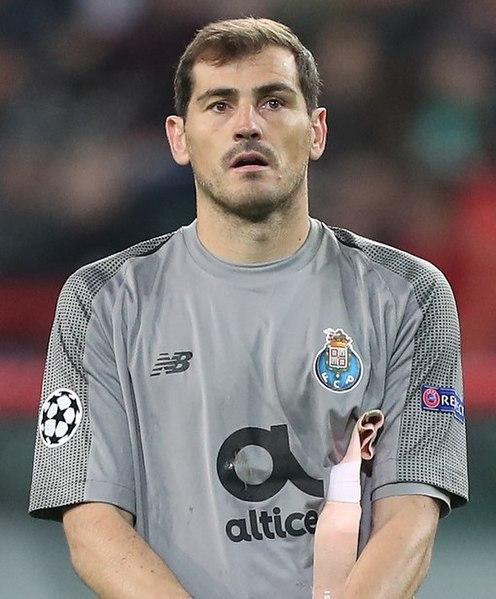 Iker Casillas y 380amk firman un acuerdo de colaboración con el CF Pozuelo