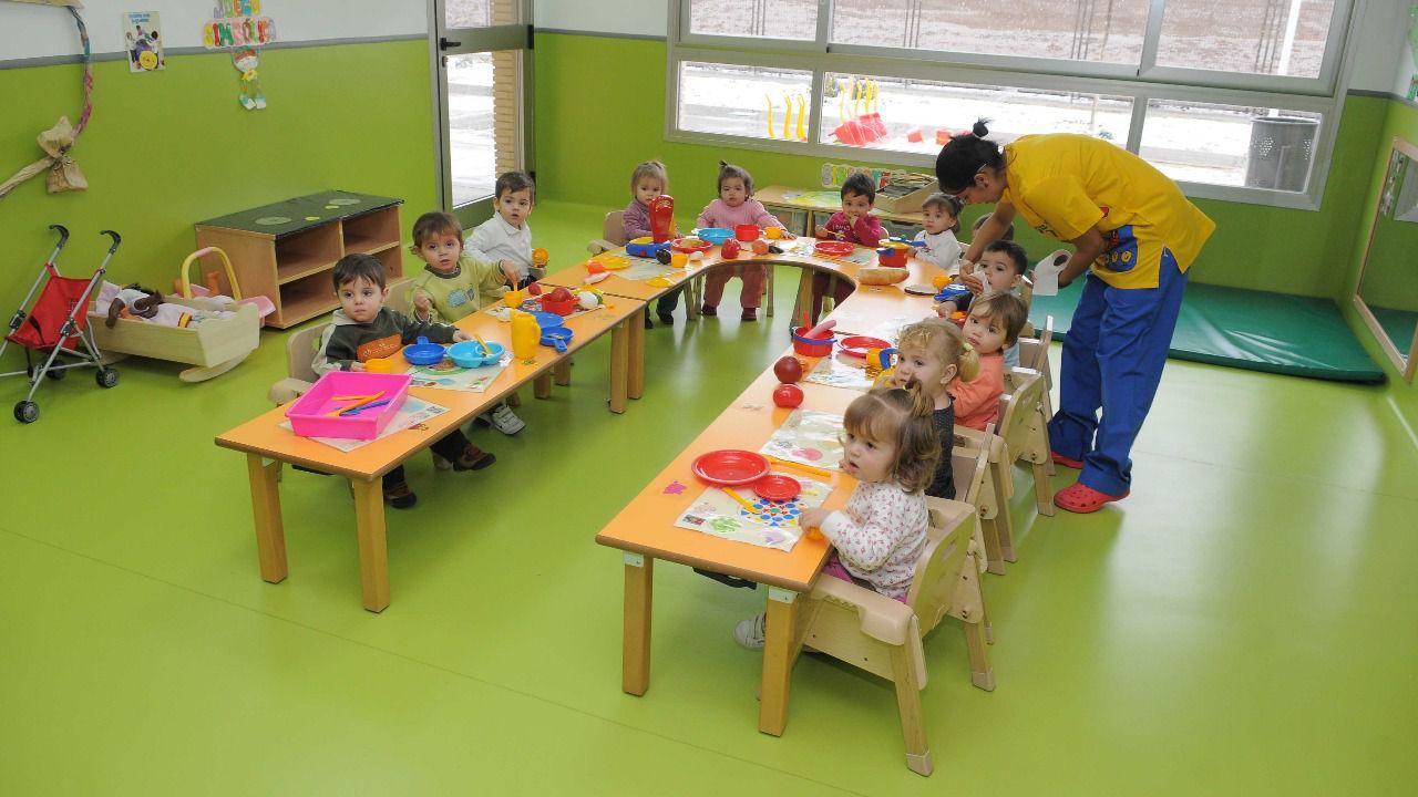 Tres nuevas escuelas infantiles en moratalaz moncloa - Escuelas infantiles pozuelo ...