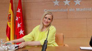 El Gobierno de Cifuentes ha celebrado 51 reuniones en el último curso político
