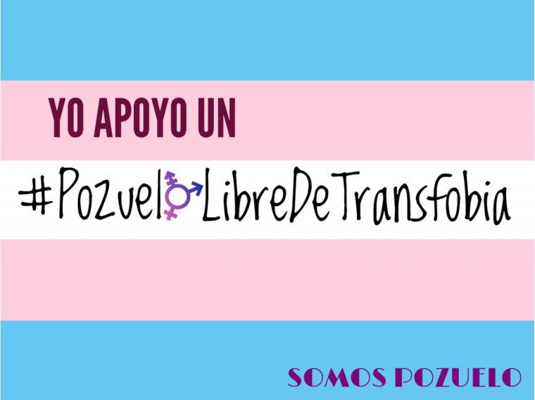 Un paso histórico contra la transfobia en Pozuelo