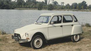 El Citroen Dyane cumple 50 años