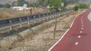 La Comunidad realiza un estudio para la construcción de una vía ciclista en la M-501 obviando a Pozuelo