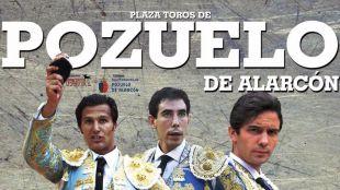 Cinco festejos taurinos en Pozuelo de Alarcón