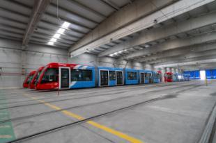 Metro Ligero Oeste reanuda las visitas escolares a sus instalaciones