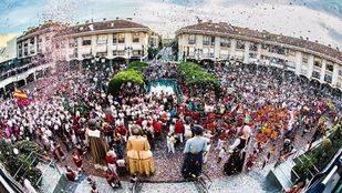 Pozuelo de Alarcón celebra sus fiestas grandes en honor de Nuestra Señora de la Consolación