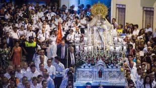 Pozuelo de Alarcón rindió homenaje a su Patrona y Alcaldesa Honoraria con una Solemne Procesión